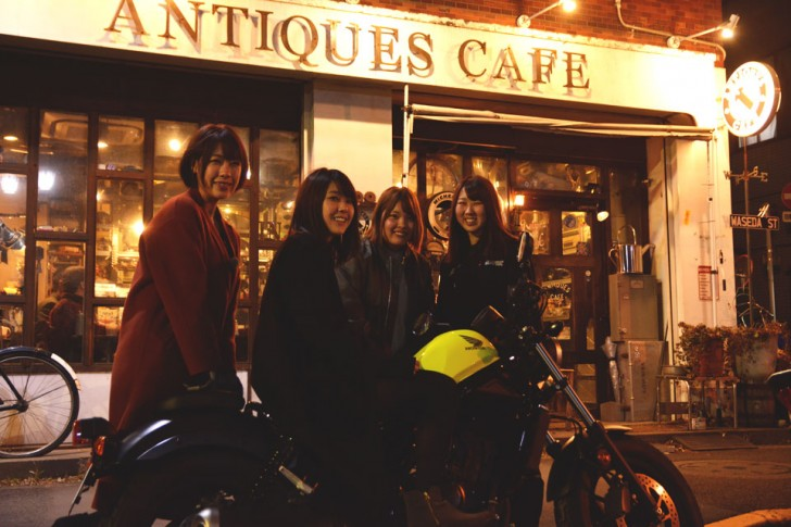 【新鮮】女子ライダー大集合!バイクのきっかけ、楽しみ方、色々聞いてみたら意外な結果に\u2026