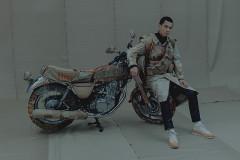 【人機官能】ついにバイクが服を着る時代へ!ヤマハが発表した人とマシンが服を共有する価値観がマジで新しい