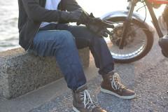 【パンツ】カジュアルだけどしっかりバイク用「PMJ」3種類を履き倒した結果、安全性とおしゃれが共存してた!