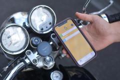 次世代バイクナビBeeLine Motoはどうやって使う?ペアリング方法やマウントの取り付け方など解説!
