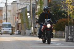【ツーリング編】GPX Gentleman RACER 200で普段使いインプレ!カフェレーサーはカッコイイだけじゃない!