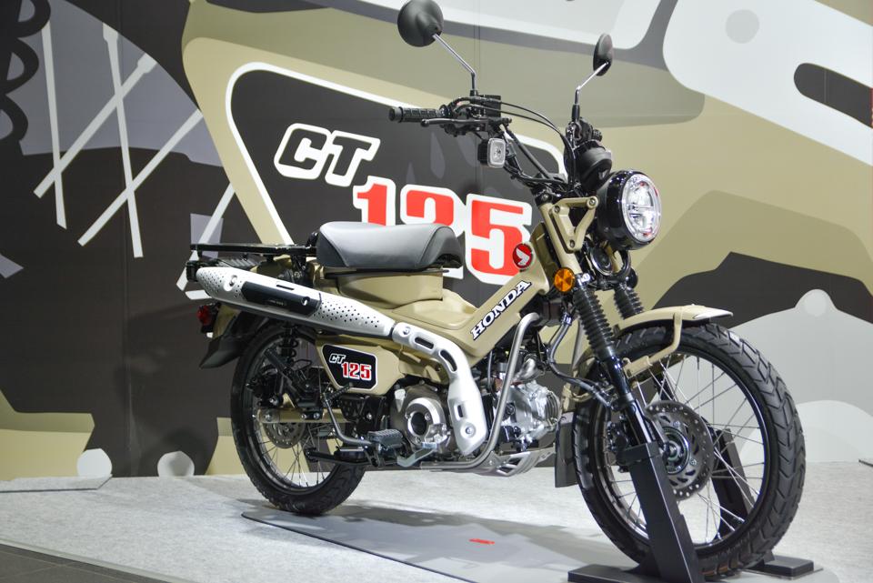 125 ハンター カブ 125ccって素晴らしい。|ホンダ CT125ハンターカブで、街中もダートも走ってみた。|Motor