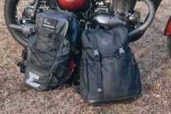 【防水】バイク用のリュックはココが使いやすい!編集部が愛用する「ラックサック&ハリケーン」で徹底解説!