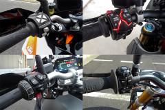 【外車編】スイッチボックスは機能様々!光るボタンや回すコントローラー、世界の考え抜かれたスイッチボックス