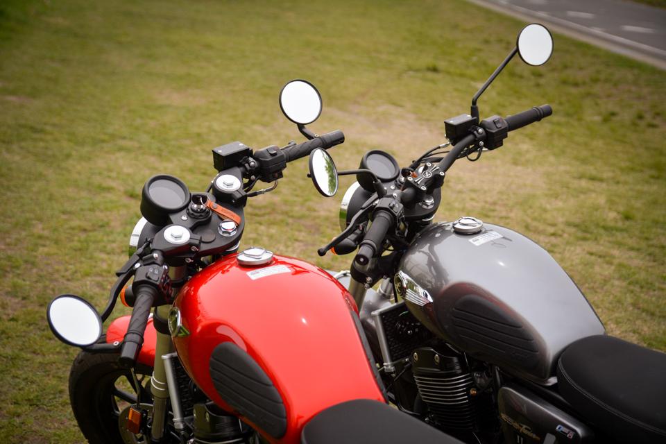 セパハン ネイキッド 【バイクのハンドルとライディングの深い関係】種類別に見るライディングの特徴